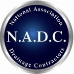 NADC NAtional Association Drainage Contractors Approved